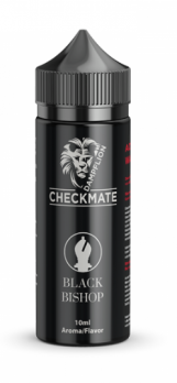 Black Bishop (Checkmate - Serie) Aroma 10ml by  DAMPFLION