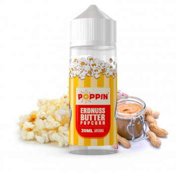 Erdnussbutter Popcorn 20 ml by PROHIBITION VAPES