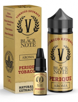 Perique Tobacco 10 ml by BLACK NOTE